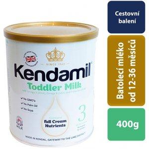 Kendamil Batolecí mléko 3 400g Bílá