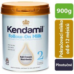 Kendamil Pokračovací mléko 2 900g DHA+ Bílá