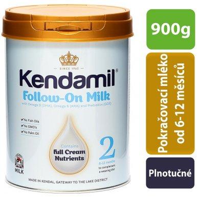 Kendamil Pokračovací mléko 2 900g DHA+