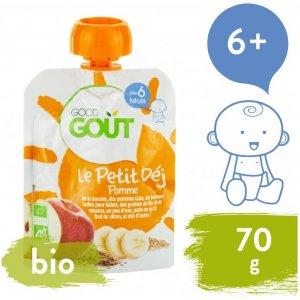 Good Gout BIO Jablečná snídaně 70 g