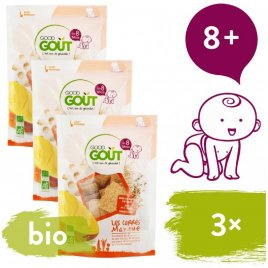 Good Gout 3x BIO Mangové polštářky 50 g