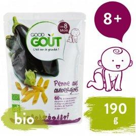 Good Gout BIO Těstoviny s lilkem 190 g