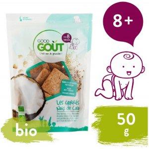 Good Gout BIO Kokosové polštářky 50 g