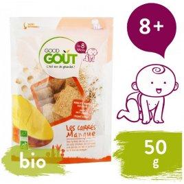 Good Gout BIO Mangové polštářky 50 g