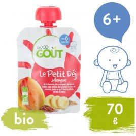 Good Gout BIO Mangová snídaně 70 g