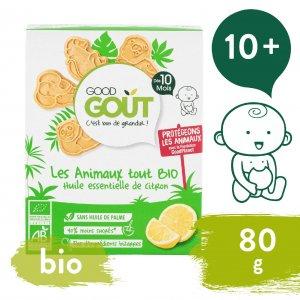 Good Gout BIO Citronová zvířátka 80 g
