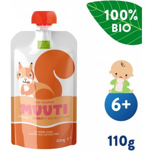 Salvest Muuti BIO Mango s mrkví a rakytníkem (110 g)