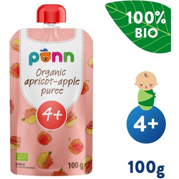Salvest Põnn BIO Meruňka s jablkem (100 g)
