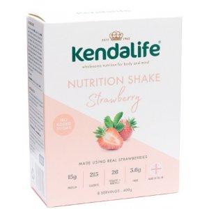 Kendalife Proteinový nápoj jahoda (400 g)