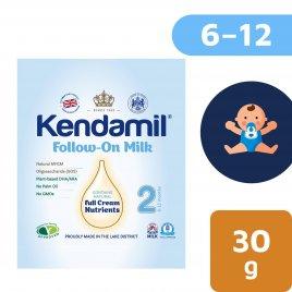 Kendamil Pokračovací mléko 2 (30 g) DHA+