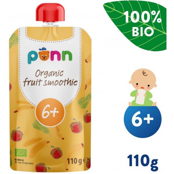Salvest Põnn BIO Ovocné smoothie s ananasem (110 g)