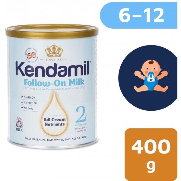 Kendamil Pokračovací mléko 2 (400 g) DHA+