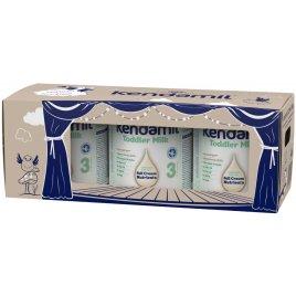 Kendamil batolecí mléko 3 DHA+ (3× 900 g), pohádkové balení s dárkem a divadlem