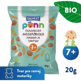 Salvest Põnn BIO Rajčatové křupky (20 g)