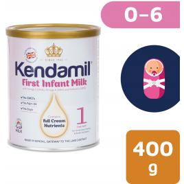 Kendamil kojenecké mléko 1 (400 g) DHA+