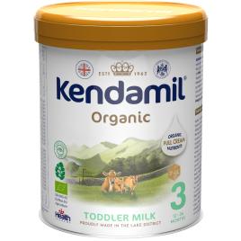 Kendamil BIO Nature batolecí mléko 3 800g